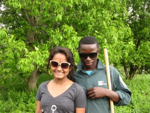 Bishnu and Musa