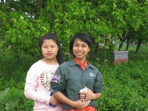 Sumista and Kamala